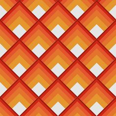 "I have seen variations of this pattern called ""Stacked Squares"", ""Chevron Log Cabin"" and ""Half Log Cabin Square"" (which would be a misnomer, as it would be a quarter Log Cabin if anything, but whose counting?)."