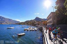 source instagram tdwsport  Bella Italia #lombardia #italy @ilombardia #cycling #malgrate #lake #peloton #mountains #landscape #bellaitalia  tdwsport  2017/10/08 15:41:17