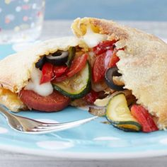 Love Your Veggies Pizza Pockets