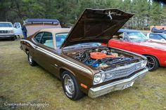 1973 Plymouth Duster Chrysler Hemi, Plymouth Duster, Dusters, Mopar, Dodge, Muscle, Bmw, Style, Swag