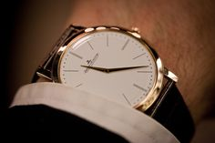 Jaeger-LeCoultre Master Ultra Thin Minute Repeater Flying Tourbillon.