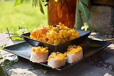 Vegan Recepies, Cornbread, Cauliflower, Breakfast Recipes, Cheese, Vegetables, Ethnic Recipes, Spreads, Food