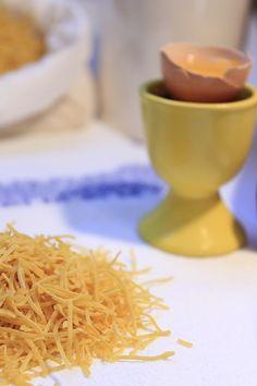 Makaron jajeczny | Home made pasta