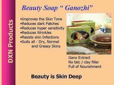 Ganozhi Beauty Soap