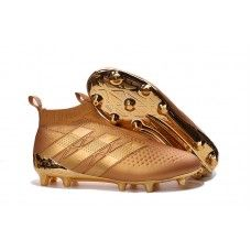 uk availability a5e9e 9d10f Adidas ACE - Baratas 2017 Adidas ACE 16 Purecontrol Oro Zapatos De Futbol Adidas  Ace 16