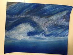 Chalk Pastel Drawing 4-21-16