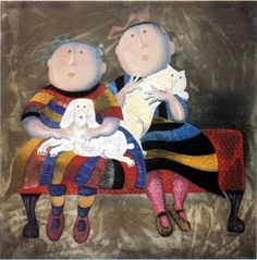 "Graciela Rodo Boulanger 1935 | Bolivian painter | Tutt'Art@ .................... #GlobeTripper® | https://www.globe-tripper.com | ""Home-made Hospitality"" 