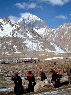 """Mount Kailash """"Kangrinboqê"""", Tibet"""