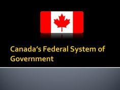 Two clearly explained powerpoints on Canada's federal system of government. This is a part of a complete course on Canadian Government. Consider buying the whole course: Complete Canadian Civics Course Grades, Canadian History, History Teachers, Political Science, Teacher Newsletter, Social Studies, Encouragement, Canada, Study