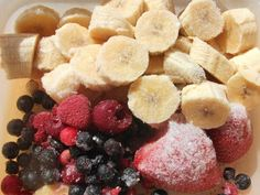 Helados caseros y saludables :) receta. Blog Dime que comes