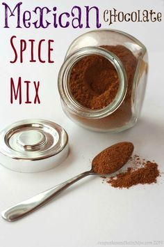 Mexican Chocolate Spice Mix