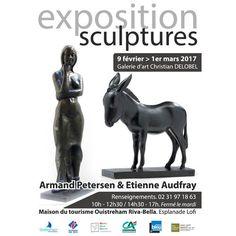 Prochaine exposition à Ouistreham (14). Nous vous attendons pour la prochaine grande exposition Etienne Audfray à Ouistreham (14) entre le 9 février 2017 et le 1er mars 2017. Venez nombreux !