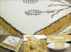 "Delicate and Tender Layer Cake – Smetannik (Торт ""Сметанник"")"