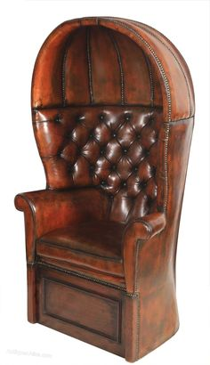A great place fr genuine Antique Chairs to buy, Antique Chairs buy now. Gothic Chair, Gothic Furniture, Antique Furniture, Home Furniture, Leather Chesterfield, Chesterfield Chair, Leather Armchairs, Porter Chair, Steampunk Interior