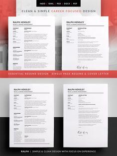 resume templates design 94 off resume cv bundle creativework247