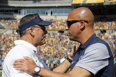 Franklin was out coached again. Sad day to lose to Pitt. Long year coming  in the Big 10. Ugh....