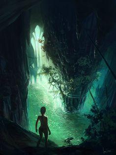 james-wolf-strehle-scifi-fantasy-artist