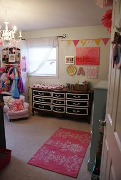 A Mustard Seed Journey- girls shared room