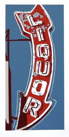 Dave Lefner | Linocuts and Paintings by Artist Dave Lefner at Skidmore Contemporary Art | Los Angeles