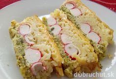 Fotorecept: Slaný strúhaný koláč Krabi, Avocado Toast, Quiche, Tacos, Food And Drink, Breakfast, Ethnic Recipes, Desserts, Basket