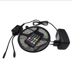 Find More LED Strips Information about 16.4FT 5M RGB LED Strip Light 12V Power Adapter Supply Music Controller Waterproof Ribbon SMD5050 3528 Flexible RGB LED Tape,High Quality tape water,China led lights par 30 Suppliers, Cheap led r7s from Shenzhen Raysflt Technology Co., Ltd. on Aliexpress.com