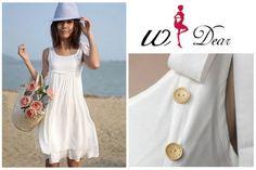 Testowanie produktów  * recenzje * konkursy * DIY: kosmetyki naturalne: Sukienka z WSDear.