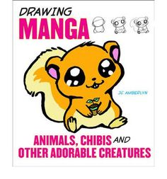 Focuses on both the cartoon-like critters and funny mascots that populate the shoujo (girls') style of manga and the more gritty and Gothic animals that inhabit the shounen (boys') style of manga.