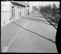 Aleja Juliusza Słowackiego, 1935-1939  mhf.krakow.pl Krakow Poland, Planet Earth, Planets, Sidewalk, History, Life, Outdoor, Krakow, Fotografia