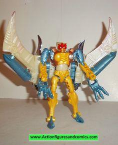 Hasbro Transformers BEAST WARS action figures 1997 / 1998 AIRAZOR (hawk) 100%…