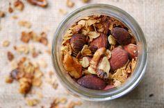 ... walnuts, walnut oil and maple syrup for the win! #WALNUTS #WALNUTOIL