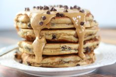 5 tipov, ako použiť arašidové maslo vo fitness kuchyni How To Cook Asparagus, Asparagus Recipe, Cooked Asparagus, Cold Pasta Recipes, Beef Recipes, Chocolate Chip Pancakes, Pancake Day, Nutella, Smoothie