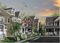 Home Towne Square by Landmark Homes. Just west of the borough of Ephrata in Lancaster County, Pennsylvania.  #ownalandmark