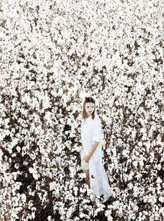 blanc canvas | Corrie Bond #photography | Marie Claire Australia August 2012
