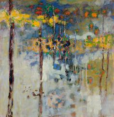 """Rick Stevens (Born 1958), """"Living With Ghosts"""""""