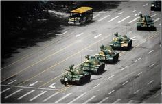 Tiananmen Square (1989) Photographer : Stuart Franklin Magnum