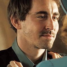 Lee Pace as Michael in Miss Pettigrew Lives for a Day, 2008.