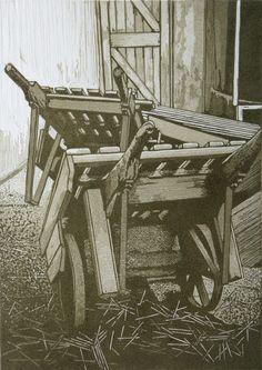 Hand carts - Sunnybank Mills.