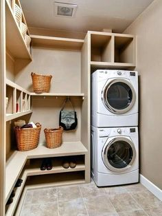 14 Basement Laundry Room ideas for Small Space (Makeovers) 2018 Laundry room organization Small laundry room ideas Laundry room signs Laundry room makeover Farmhouse laundry room Diy laundry room ideas Window Front Loaders Water Heater Mudroom Laundry Room, Laundry Room Cabinets, Small Laundry Rooms, Laundry Room Organization, Laundry Room Storage, Laundry Room Design, Laundry In Bathroom, Shoe Storage, Diy Cabinets