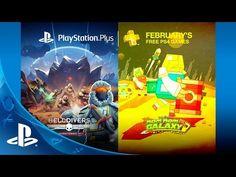 PlayStation Plus en Febrero 2016 - http://yosoyungamer.com/2016/01/playstation-plus-en-febrero-2016/