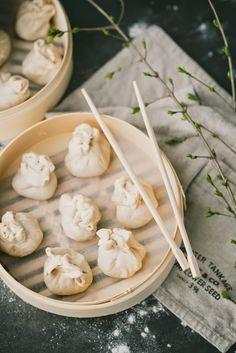 dim sum, chinese dumplings, won ton, orient, asia, Fotografia COOLinarna