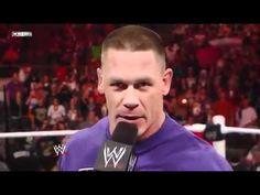WWE Raw 12/20/10 John Cena, Jerry Lawler, Vickie & Dolph Ziggler Segment (HQ) (Funny) - YouTube