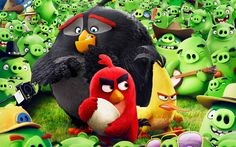 Angry Birds Background Wallpapers Wallpaper HD Desktop 2880x1800 px 2.03 MB