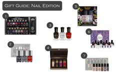 Gift Guide: Nail Products