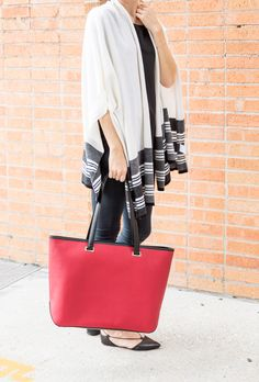 The Seville Tote by @loandsons - A PIECE of TOAST // Lifestyle + Fashion Blog // Texas + San Fran