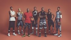 Bring Your Game, a new campaign from Nike Basketball, explores the individual ways athletes prepare for success on the hardwood. It begins by highlighting seven athletes — Kobe Bryant, Elena Delle Donne, Anthony Davis, Kevin Durant, Paul George, Kyrie Irving and LeBron James.