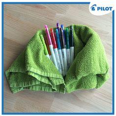 Jak jste oslavili ručníkový den vy? :-) Office Supplies, Den