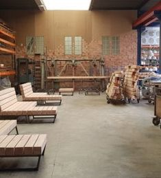 Mooie loungeset voor buiten | Meubelmakerij | Houtkwadraat | Stoer spul Patio, Garden, Outdoor Decor, Design, Home Decor, Drawing Rooms, Stools, Garten, Terrace