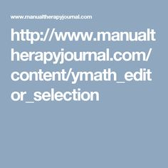 http://www.manualtherapyjournal.com/content/ymath_editor_selection