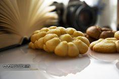 Fantasia di biscotti alla vaniglia con frolla all'olio - Cuore di Sedano