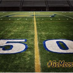 7/10/13 - Kickoff in 50 days! Who is ready to see the Mocs play some football Right Here, Right NOW?! #GoMocs